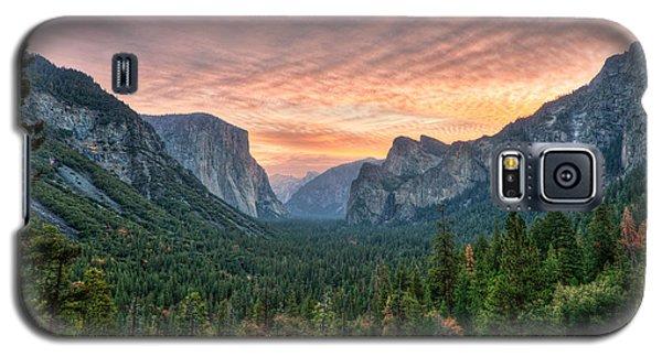 Yosemite Sunrise Galaxy S5 Case