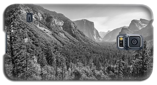 Yosemite Tunnel View Galaxy S5 Case