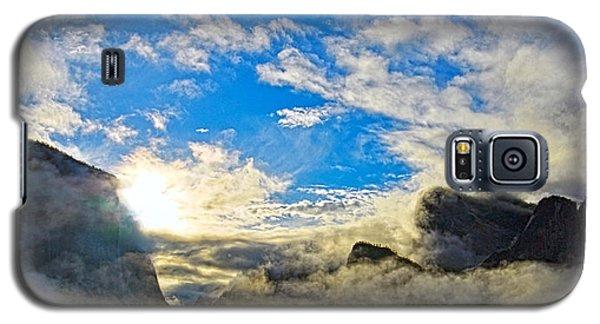 Yosemite Valley As Heaven Galaxy S5 Case