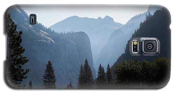 Yosemite Valley Daybreak Galaxy S5 Case