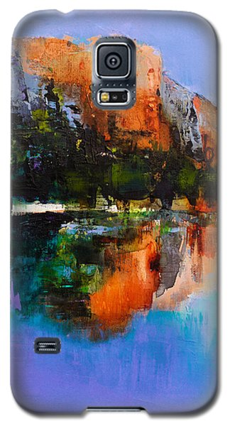 Yosemite Valley Galaxy S5 Case by Elise Palmigiani