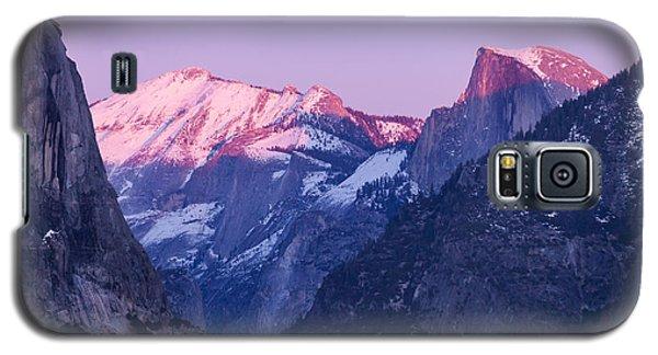 Yosemite Valley Panorama Galaxy S5 Case