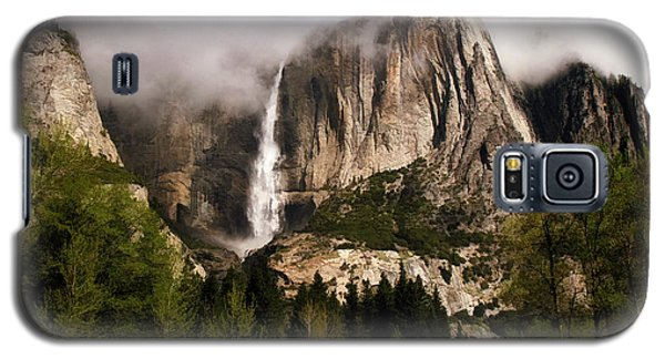 Yosemite Valley View Galaxy S5 Case
