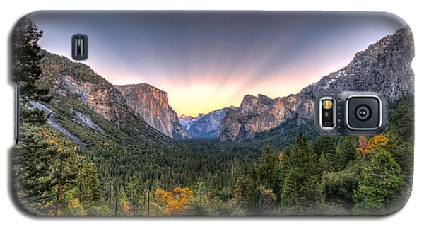 Yosemite View Galaxy S5 Case
