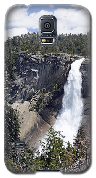 Yosemite's Nevada Fall Galaxy S5 Case by Bruce Gourley