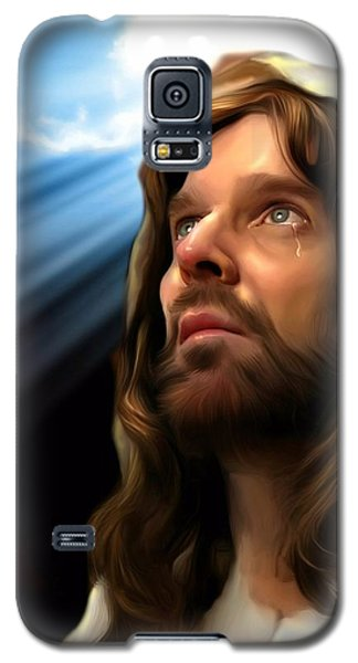 You Are Loved Galaxy S5 Case by Karen Showell