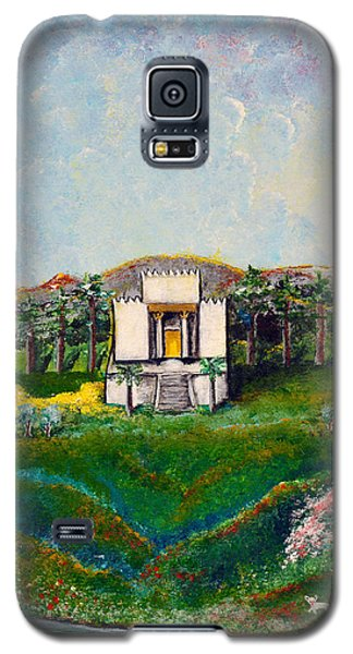 You Are The Temple Of God Galaxy S5 Case