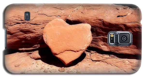 You Can Put It In Stone Galaxy S5 Case by Elizabeth Sullivan