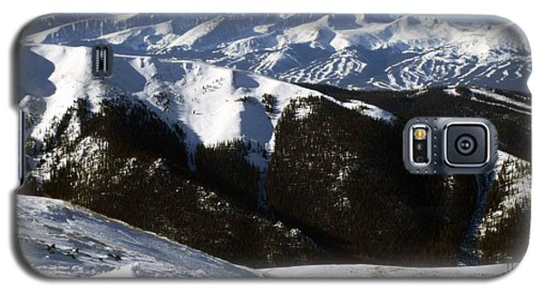 Galaxy S5 Case featuring the photograph You Can See Forever by Fiona Kennard