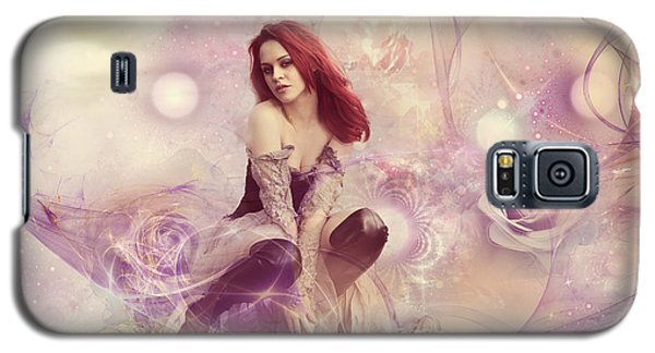 Galaxy S5 Case featuring the digital art You Gonna Miss Me When I Am Gone by Riana Van Staden
