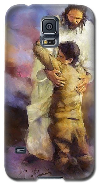You Raise Me Up Galaxy S5 Case