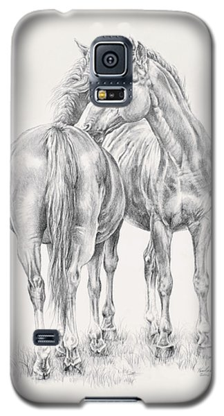 You Scratch My Back I'll Scratch Yours Galaxy S5 Case