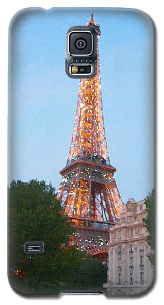 Galaxy S5 Case featuring the photograph You Took My Breath Away by Kjirsten Collier