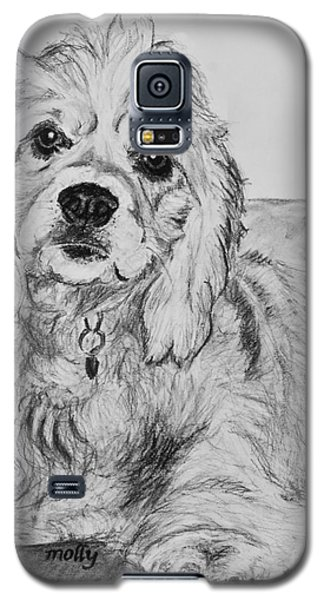 Young Cocker Spaniel Galaxy S5 Case