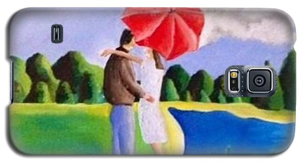 Young Love  Galaxy S5 Case