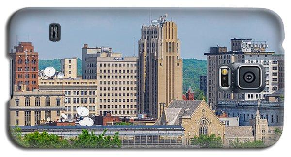 D39u-2 Youngstown Ohio Skyline Photo Galaxy S5 Case