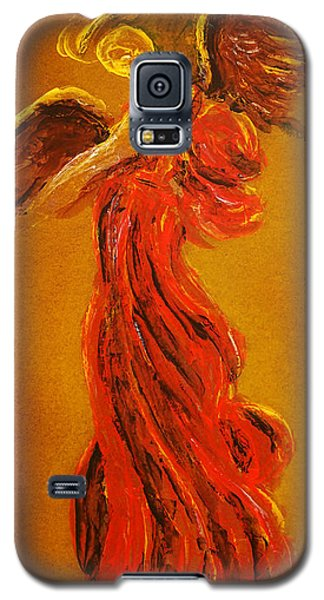 Your Angel Is Waiting Galaxy S5 Case