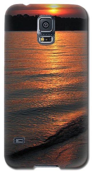 Galaxy S5 Case featuring the photograph Your Moment Of Zen by Julie Andel