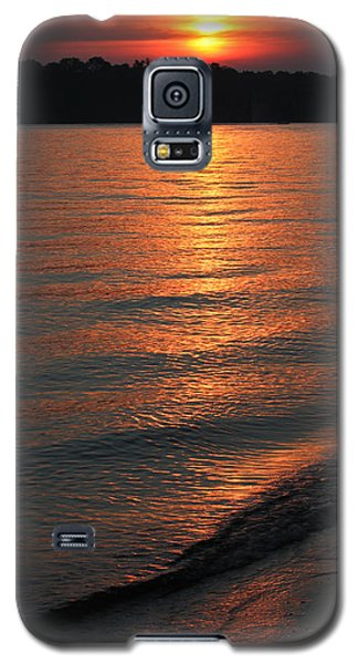 Your Moment Of Zen Galaxy S5 Case by Julie Andel