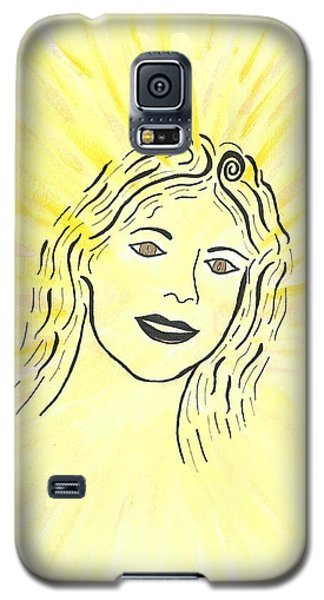 Your Spirit Shines On Galaxy S5 Case by Susie WEBER