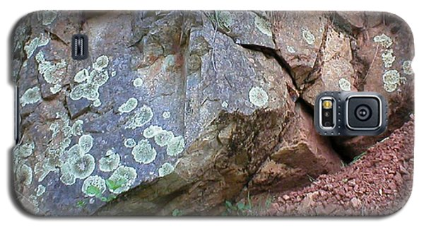 Yuba River Rock Galaxy S5 Case