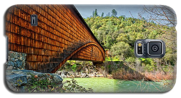 Galaxy S5 Case featuring the photograph Yuba State Park by Jim Thompson