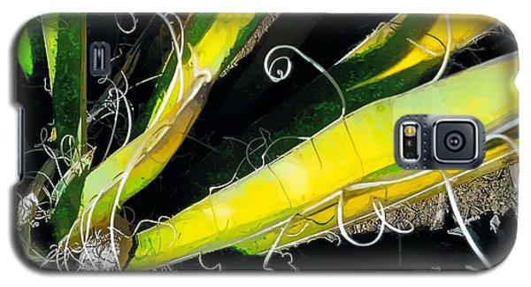 Yucca Spirals Galaxy S5 Case