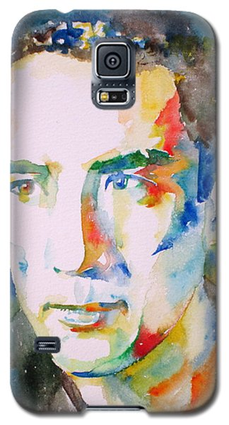 Yukio Mishima Galaxy S5 Case