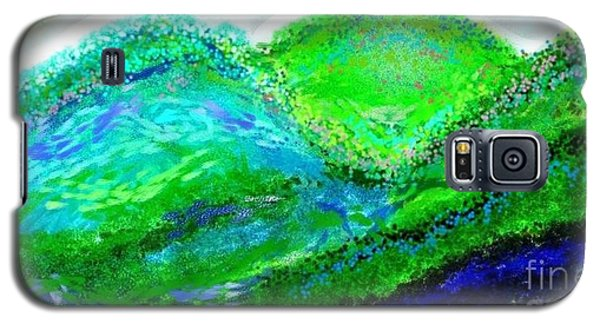 Van Gogh Sunrise Galaxy S5 Case