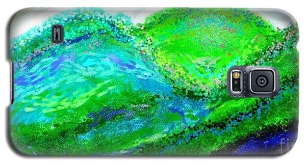 Van Gogh Sunrise Galaxy S5 Case