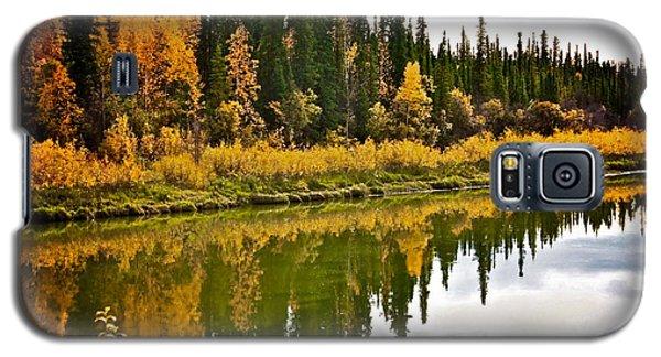 Yukon Autumn Galaxy S5 Case
