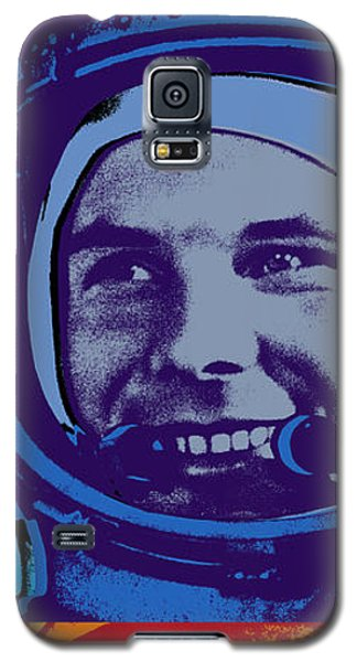 Yuri Gagarin  Galaxy S5 Case by Jean luc Comperat