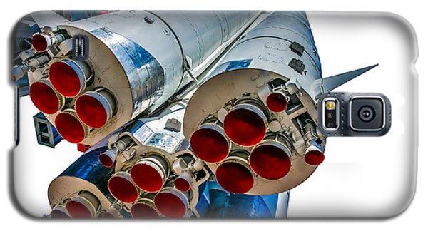 Yuri Gagarin's Spacecraft Vostok-1 - 5 Galaxy S5 Case by Alexander Senin
