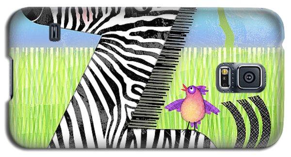 Z Is For Zebra Galaxy S5 Case