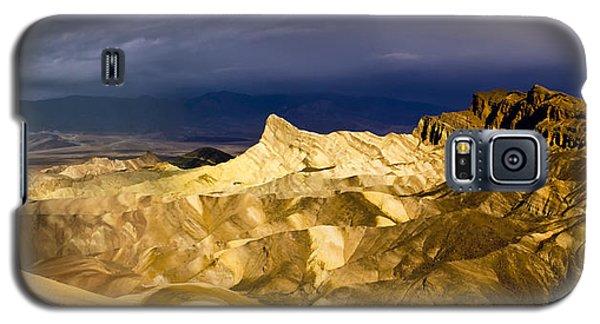 Zabriske Point Panorama 03 Galaxy S5 Case