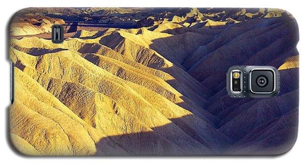 Zabriski Point #2 Galaxy S5 Case by Stuart Litoff