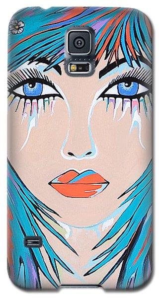 Zahara Galaxy S5 Case by Kathleen Sartoris