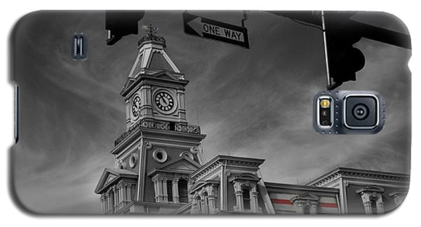 Zanesville Oh Courthouse Galaxy S5 Case