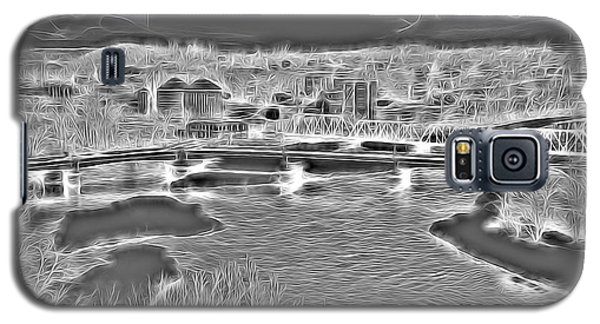 Zanesville Ohio Ybridge Galaxy S5 Case