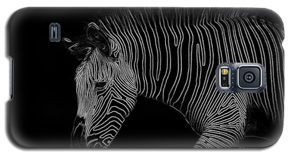 Zebra Art Galaxy S5 Case