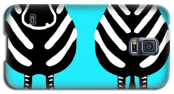 Zebra - Both Ends Galaxy S5 Case