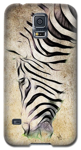 Zebra Fade Galaxy S5 Case
