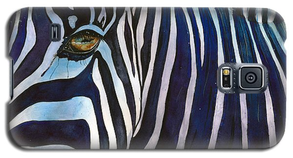 Zebra Zones Out Galaxy S5 Case
