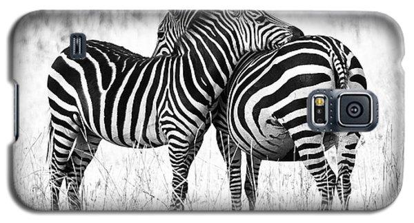 Zebra Love Galaxy S5 Case