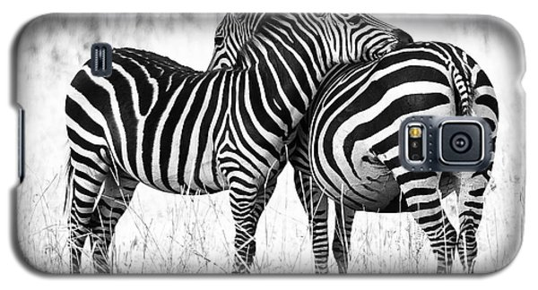 Zebra Love Galaxy S5 Case