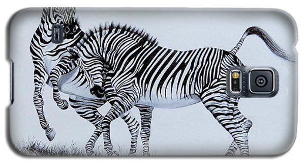 Zebra Play Galaxy S5 Case