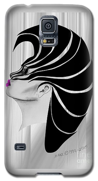 Zebra Punk Galaxy S5 Case
