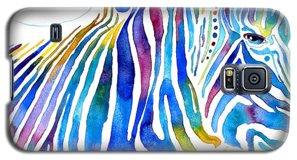 Zebra Stripes Galaxy S5 Case
