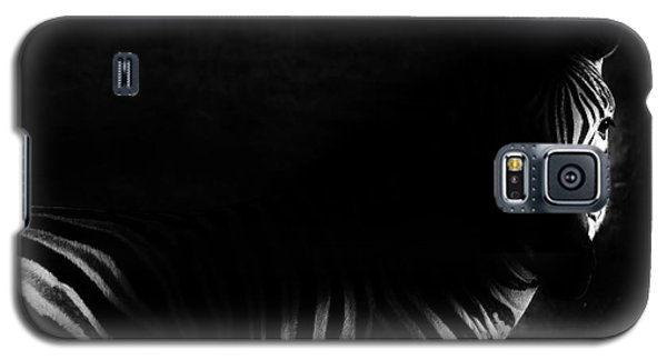 Zebra Galaxy S5 Case by Werner Lehmann