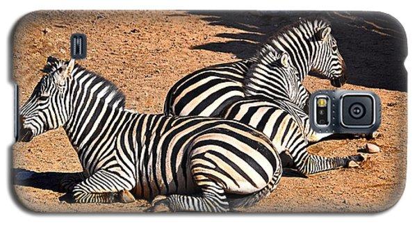 Zebra1 Galaxy S5 Case